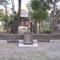 大阪市西淀川区西島1丁目・西島住吉神社, Амагасаки