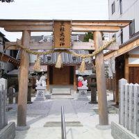 大阪市西淀川区中島1丁目・三社神社, Амагасаки