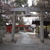 七松八幡神社, Амагасаки