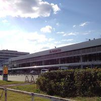 大阪国際空港北館, Итами