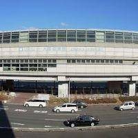 Osaka Monorail Osaka Airpot station , 大阪空港駅, Итами