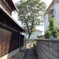 西二見古民家のある風景, Какогава