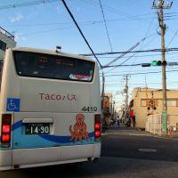 Tacoバス 東二見(明石市), Какогава