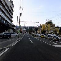 鉄輪温泉入り口 山水館, Тоёока