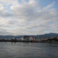 別府観光港, Тоёока