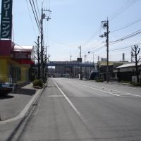 喜田村 産業道路 [2005.03]