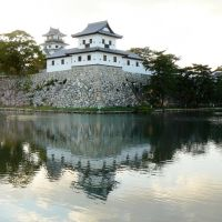 Imbari castle, Имабари