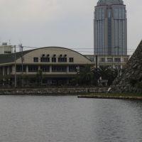 美須賀中学校体育館 / 今治国際ホテル [2011.05], Имабари