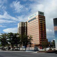 ホテル ルートイン 山形駅前: Hotel Route inn Yamagata, Иамагата