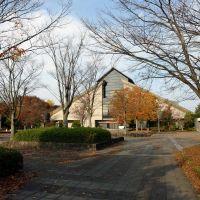 晩秋の山形美術館: Yamagata Museum of Art, Ионезава