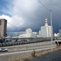 山形駅南側東西連絡用トンネル, Ионезава