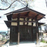 住吉神社、Sumiyoshi-jinja shrine, Ионезава