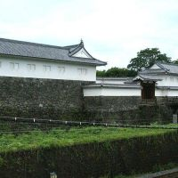 山形城跡, Ионезава