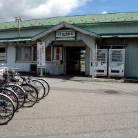JR北山形駅西口 (2006), Саката