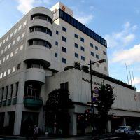 交差点より山形グランドホテルを眺む, Саката