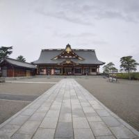 Yamagataken Gokoku-jinja Shrine 山形県護国神社, Саката