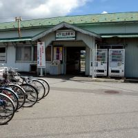 JR北山形駅西口 (2006), Тендо