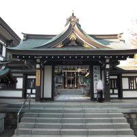 里之宮湯殿山神社、Satonomiya Yudonosan jinja shrine, Тендо
