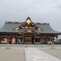 山形県護国神社、Yamagata Prefectural Gokoku-jinja shrine, Тендо