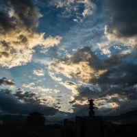 朝の山形駅, Тендо