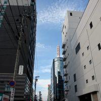 山交ビル側面ストリート, Тсуруока