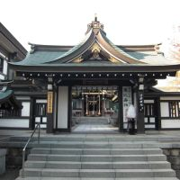 里之宮湯殿山神社、Satonomiya Yudonosan jinja shrine, Тсуруока