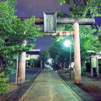 Utakake Inari-jinja Shrine, Yamagata 山形市 歌懸稲荷神社, Тсучиура