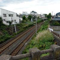 霞城公園裏口高架橋, Тсучиура