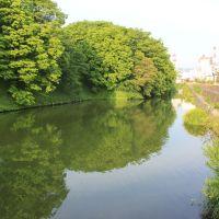 霞城公園(山形城址), Тсучиура