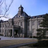 山形文翔館, Тсучиура