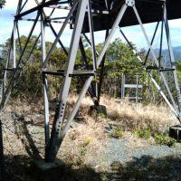 山口市 姫山 反射板の下, Онода