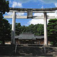 Yamaguchi Gokoku Shrine, Токуиама