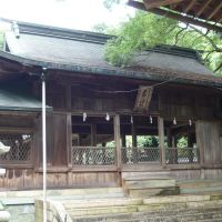 豊栄神社/Toyosaka Shrine, Токуиама