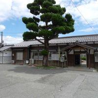 宮野駅, Токуиама