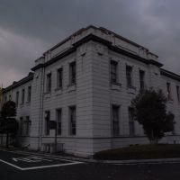 山口県庁, Хаги