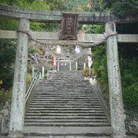 山口大神宮2(F), Хаги