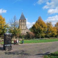 dorpskerk te Rheden, Реден