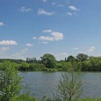 Panorama Raaijweiden, Maas, Venlo, Венло