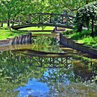 ¤{B} -Wilhelmina Park in Venlo, Венло
