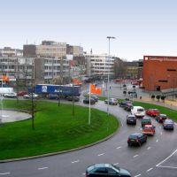 Venlo, Koninginneplein, Венло