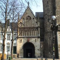 The Onze-Lieve-Vrouwe basilica, Maastricht, Маастрихт