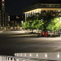 Maastricht bij nacht ., Маастрихт
