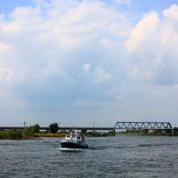 Met het voetveer over de IJssel, Девентер
