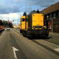 Locomotief op straat ! (sept. 1988), Девентер
