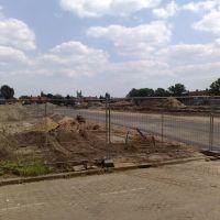 Berflo-Es in aanbouw, Хенгело