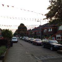 Oranjegekte Rudolfstraat, Хенгело