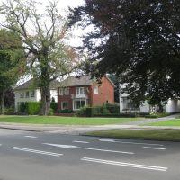 Phố và nhà ở Hengelo - Street and Houses in Hengelo, Хенгело