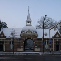 Кладбище в Hengelo, Хенгело