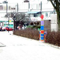 Oversteekplaats Marnixschool, Хенгело