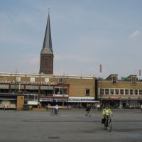 Hengelo, Marktplatz, Хенгело